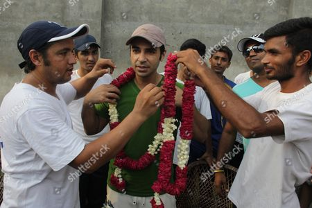 Editorial image of Pakistan Cricket Spot Fixing, Lahore, Pakistan