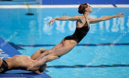 Editorial photo of Russia Swimming Worlds, Kazan, Russia