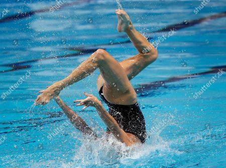 Editorial picture of Russia Swimming Worlds, Kazan, Russia