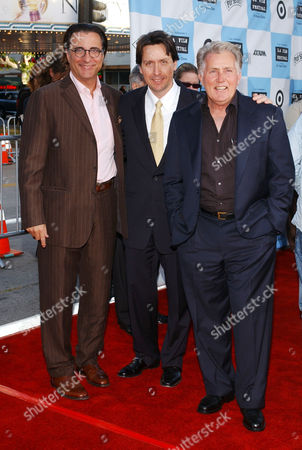Andy Garcia, Ramon Estevez and Martin Sheen