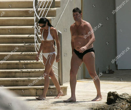 James Packer and Erica Baxter