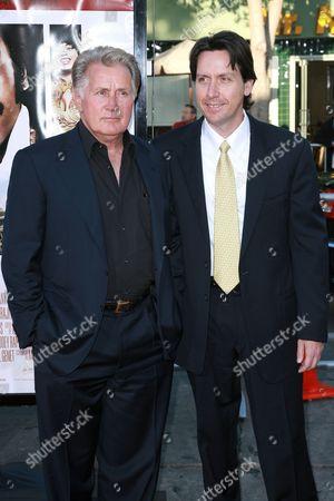 Martin Sheen and Ramon Estevez