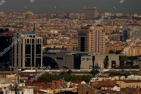 Editorial image of Spain Qatar Investment, Madrid, Spain