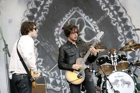 Dirty Pretty Things - Didz Hammond and Carl Barat