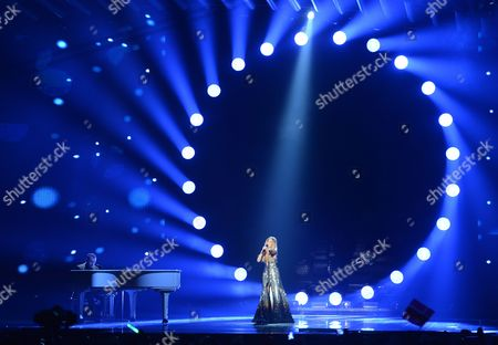 Editorial picture of Austria Eurovision Song Competition, Vienna, Austria