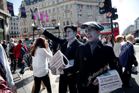 Editorial picture of Britain Poirot Novel, London, United Kingdom