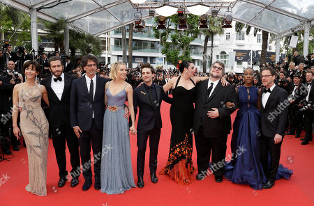 Editorial picture of France Cannes Awards Red Carpet, Cannes, France