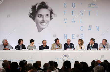 Editorial picture of France Cannes Youth Press Conference, Cannes, France