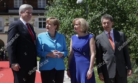 Editorial photo of Germany G-7 Summit, Elmau, Germany