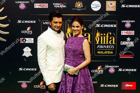 Editorial picture of Malaysia Indian Film Awards, Kuala Lumpur, Malaysia