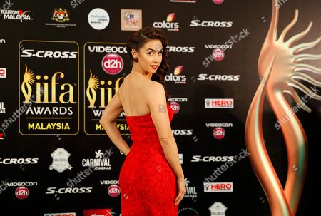 Lauren Gottlieb Bollywood actress Lauren Gottlieb poses on the green carpet at the International Indian Film Academy (IIFA) awards in Kuala Lumpur, Malaysia, . The three day event concludes Sunday