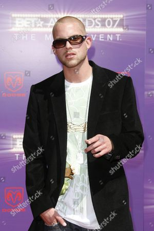 Editorial photo of The BET Awards 2007, Arrivals, Los Angeles, America - 26 Jun 2007