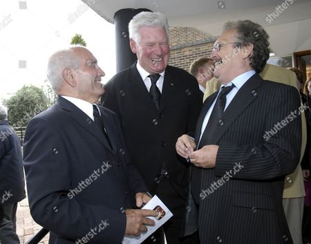 Bobby Ball, Roy Walker and Tommy Cannon