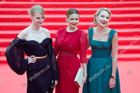 Editorial photo of Russia Moscow Film Festival, Moscow, Russia