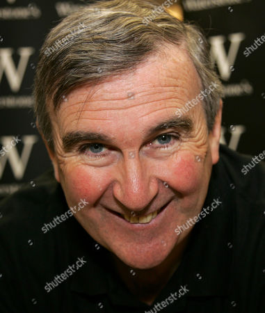 Gervase Phinn at Waterstones in Windsor for his new book The Heart of The Dales.