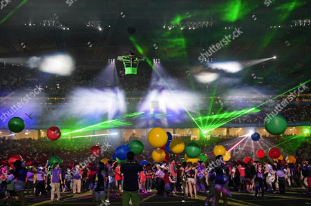 Editorial picture of Singapore SEA Games Closing, Singapore