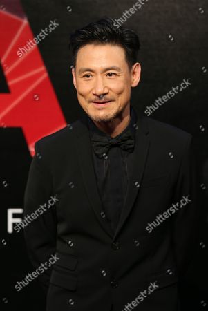 Stock Image of Jacky Cheung Hong Kong singer Jacky Cheung arrives at the 26th Golden Melody Awards in Taipei, Taiwan, . Cheung is nominated as the Best Male Mandarin Singer at this year's Golden Melody Awards, one of the world's biggest Chinese-language pop music annual events