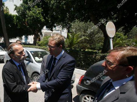 Editorial photo of Tunisia Attack, Tunis, Tunisia