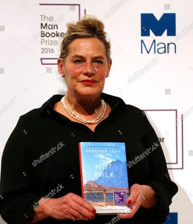 Editorial photo of Britain Booker Prize, London, United Kingdom - 24 Oct 2016