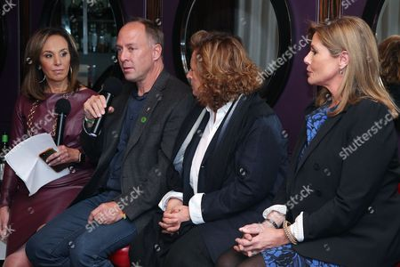 Rosanna Scotto, Mark Barden, Kim A Snyder (Director) and Maria Cuomo Cole (Producer)