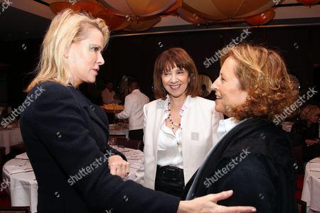 Stock Photo of Patricia Duff, Kim Brizzolara and Kim A Snyder (Director)