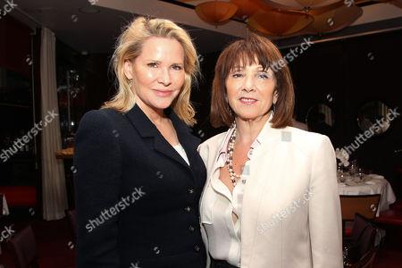 Patricia Duff and Kim Brizzolara