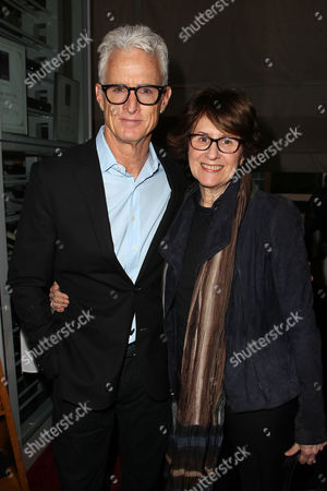 """Editorial picture of John Slattery Hosts a Special Luncheon in Celebration of """"NEWTOWN"""", New York, USA - 24 Oct 2016"""