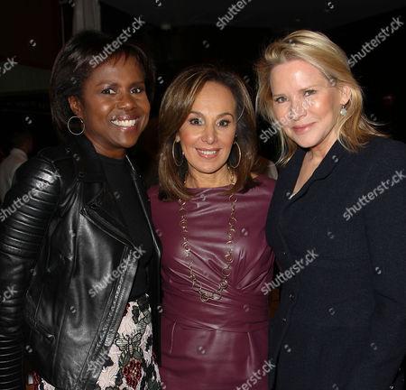Stock Image of Deborah Roberts, Rosanna Scotto and Patricia Duff