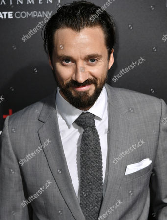Editorial picture of 'Hacksaw Ridge' film premiere, Arrivals, Los Angeles, USA - 24 Oct 2016