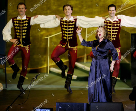 Andrea Rost Andrea Rost and dancers of the Hungarian National Ballet perform with the Hungarian State Opera at United Nations headquarters, . The concert was presented on the occasion of United Nations Day, which celebrates the entry into force of the U.N. Charter in 1945