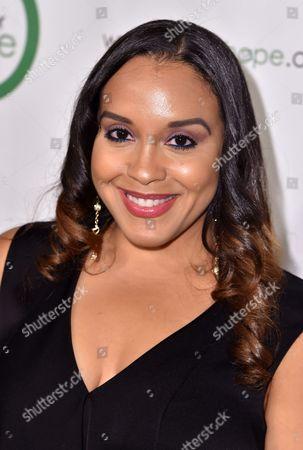 Stock Photo of Miriam Morales