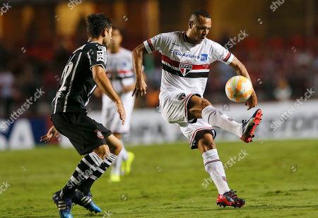 Editorial image of Brazil Soccer Copa Libertadores, Sao Paulo, Brazil