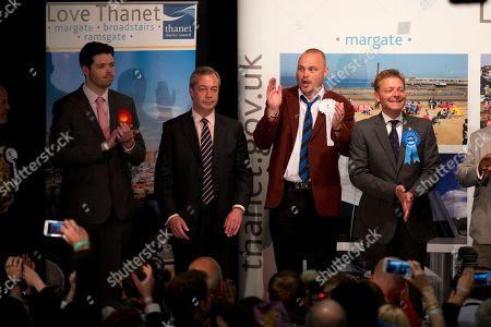Editorial photo of Britain Election, Margate, United Kingdom