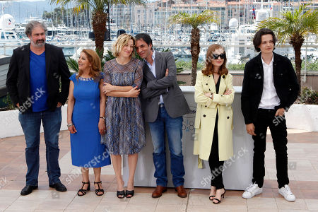 Editorial image of France Cannes Macadam Stories Photo Call, Cannes, France