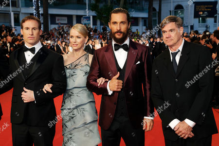 Editorial image of France Cannes The Sea of Trees Red Carpet, Cannes, France