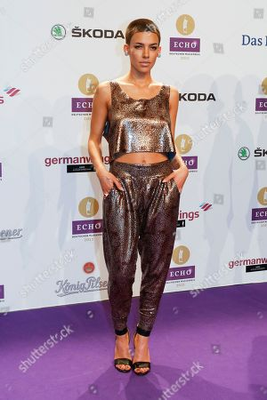 Editorial image of Germany Echo Musik Awards, Berlin, Germany