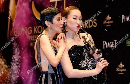 Editorial image of Hong Kong Film Awards