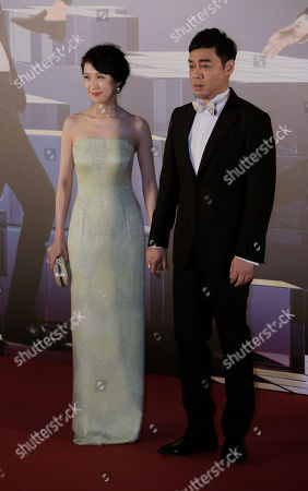 Editorial image of Hong Kong Film Awards