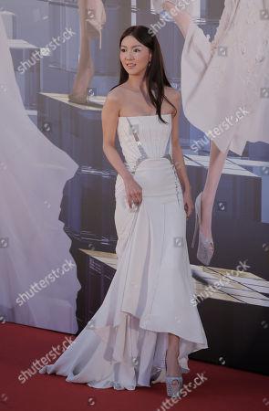 Fiona Sit Hong Kong actress Fiona Sit poses on the red carpet of the Hong Kong Film Awards in Hong Kong