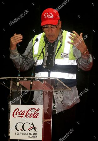 Muhtar Kent Coca-Cola CEO Muhtar Kent speaks during an inauguration ceremony of two new production lines at a bottling plant in Cibitung, West Java, Indonesia Tuesday, March, 31, 2015. The world's biggest beverage company says in its press release the inauguratio represents several major investments being made in Indonesia as part of the Coca-Cola system's plan to invest US $500 million to accelerate growth in the Indonesian market