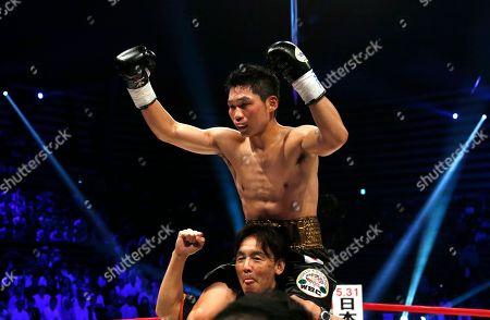 Editorial photo of Japan Boxing Miura Dib, Tokyo, Japan
