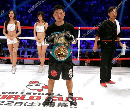 Editorial picture of Japan Boxing Miura Dib, Tokyo, Japan