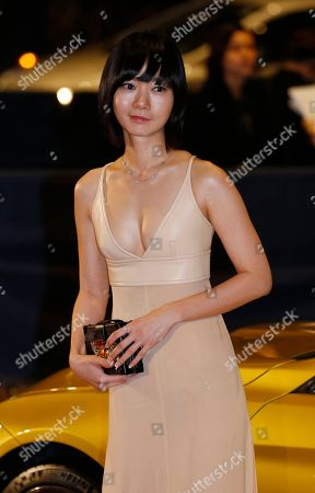 Editorial picture of Macau Asian Film Awards