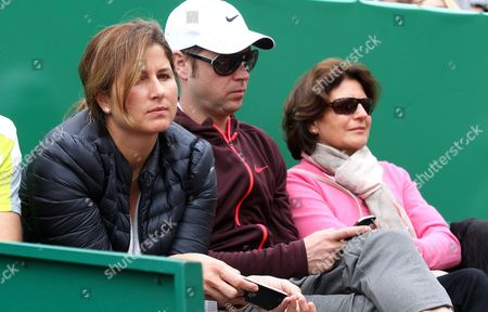 Mother Of Roger Federer Stock Photos, Editorial Images and