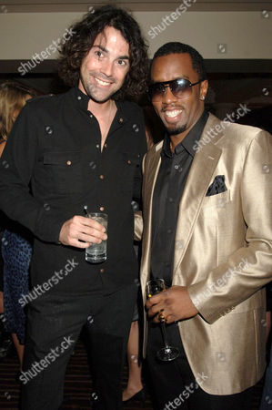 Lucas White and Sean Combs