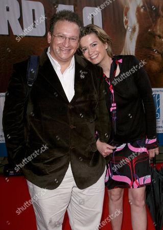 Py Gerbeau and Kate Sanderson