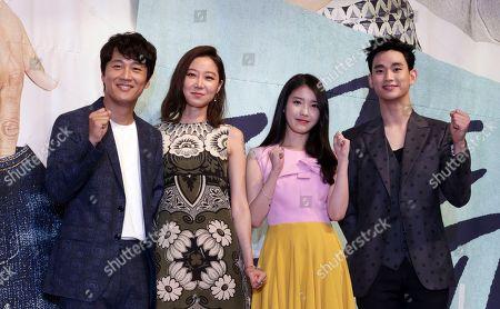 Editorial photo of South Korea The Producers, Seoul, South Korea