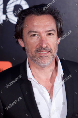 Gines Garcia Millan Spanish actor Gines Garcia Millan poses for photographers during the premiere of the spanish film: 'Felices 140' in Madrid on