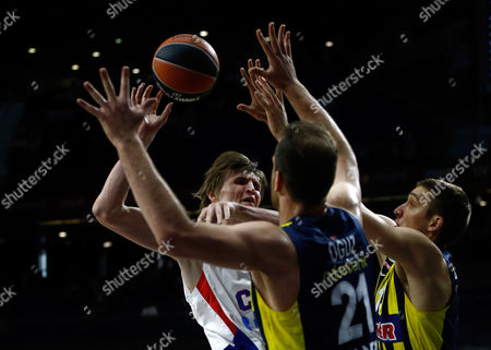Editorial picture of Spain Basket Euroleague Final Four, Madrid, Spain
