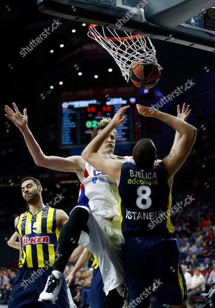 Editorial image of Spain Basket Euroleague Final Four, Madrid, Spain